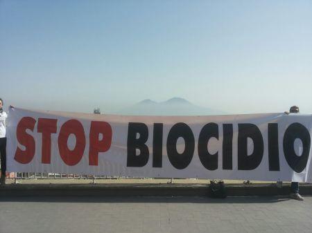 Stop biocidio