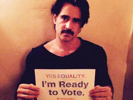 Colin Farrell - Yes Equality