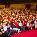 La platea del Teatro Augusteo