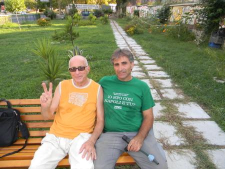 Enzo Martelli e Riccardo di RipuliAmo Napoli