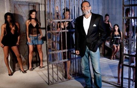 Mario Salieri e il suo Cast.