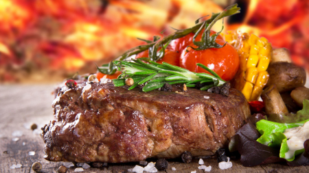 bistecca con Omega 3