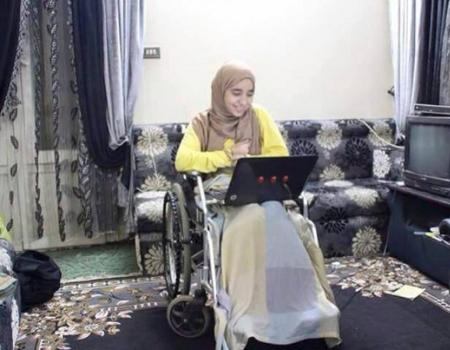 Esraa El Taweel, fotoreporter e attivista egiziana