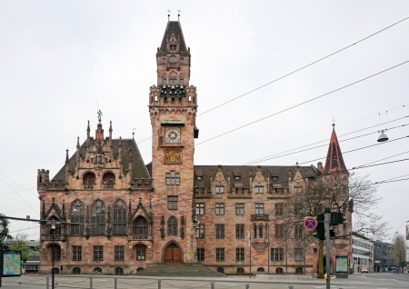 Municipio di Saarbrucken