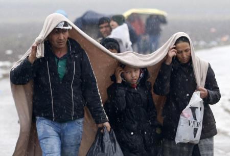Migranti - Foto di Darko Vojinovic