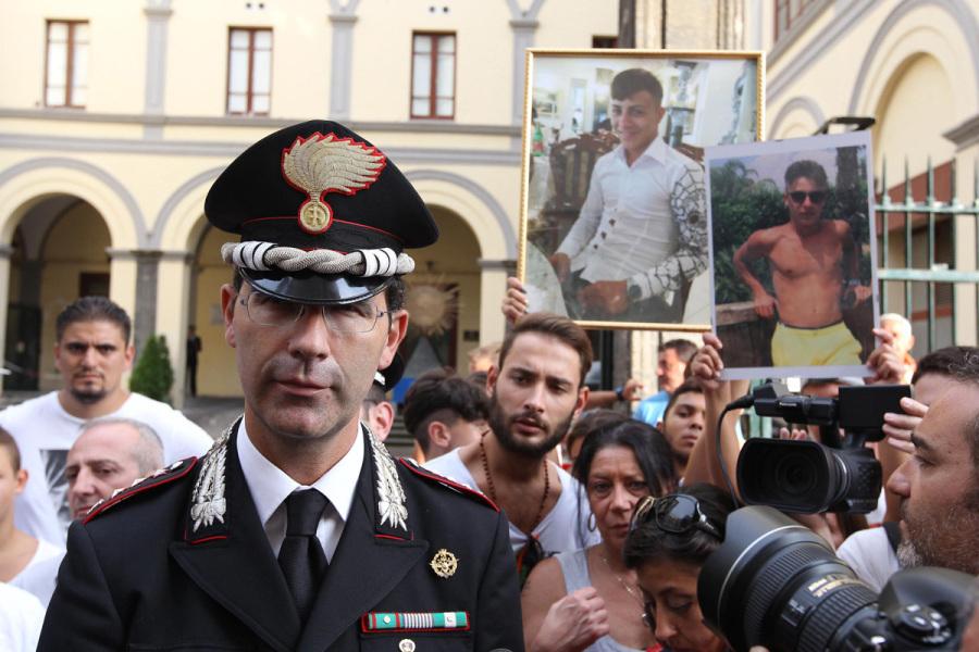 Colonnello Marco Minicucci