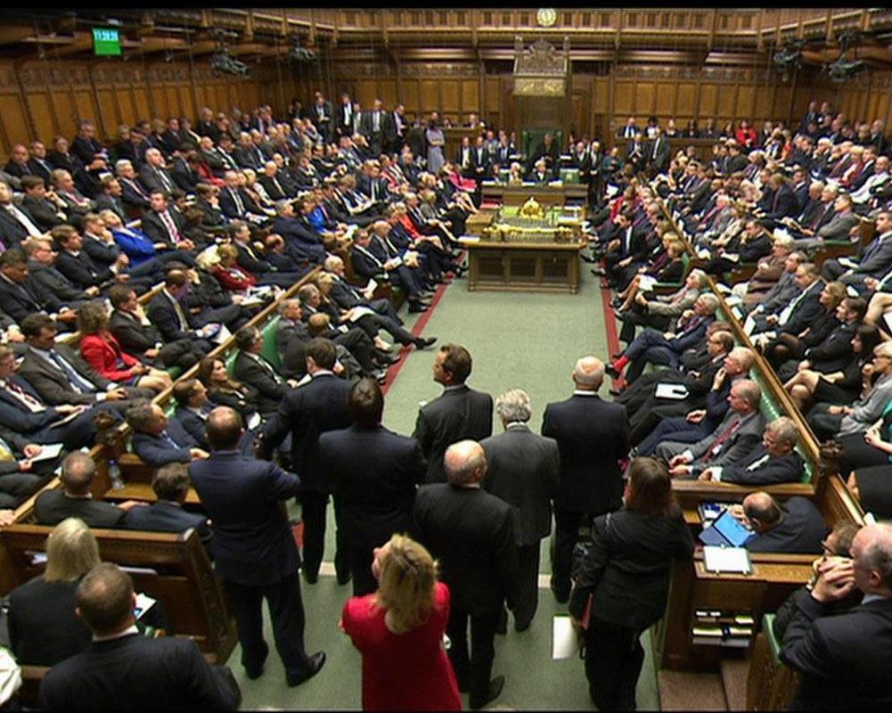 Parlamento britannico