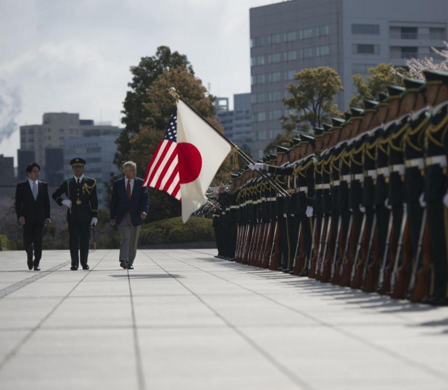 Storica intesa tra Giappone e USA