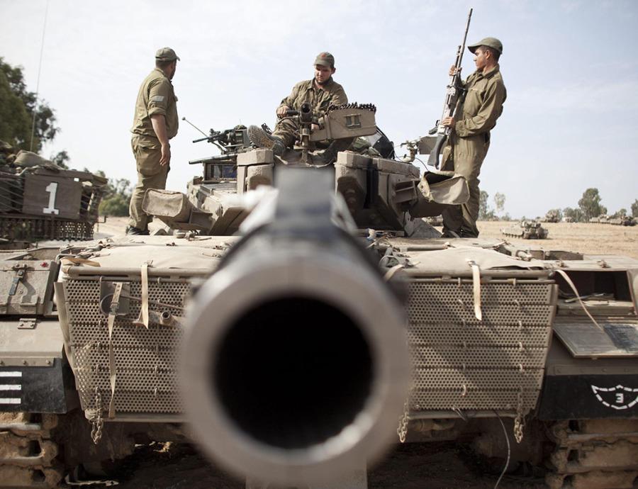 Sempre sotto minaccia israeliana