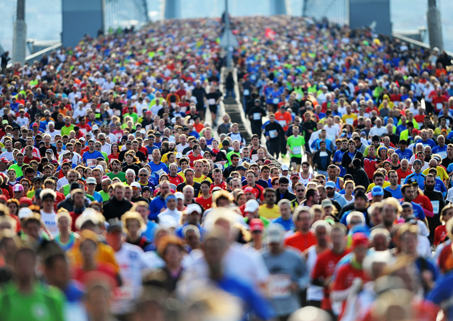 Maratona di Istanbul - Foto Getty