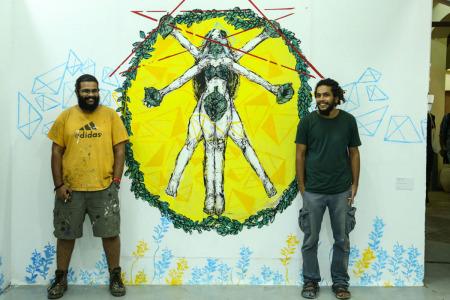"""I Fratelli Khalid e la loro opera """"Foglia di Fico"""""""