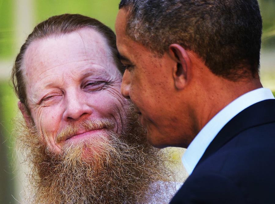 Bergdahl e Obama