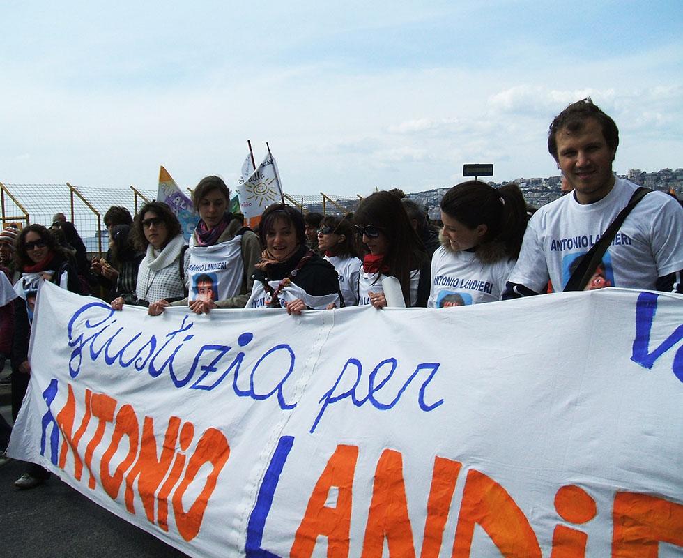 Giustizia per Antonio Landieri