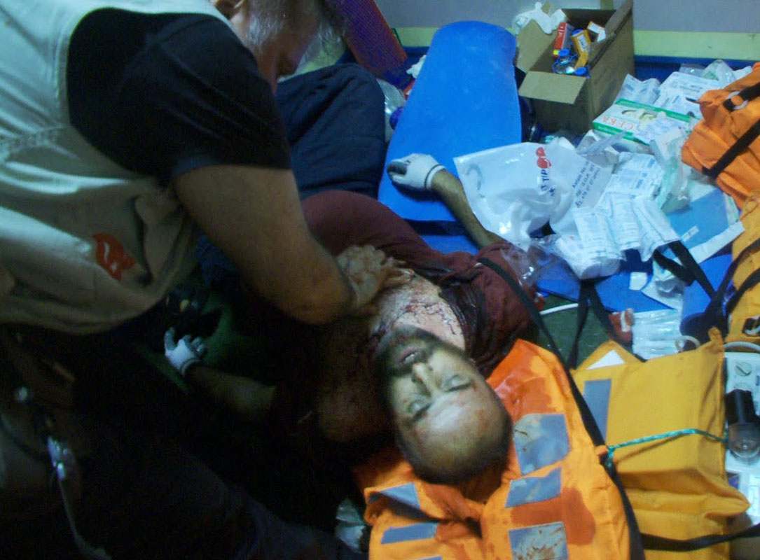 Massacro sulla Mavi Marmara