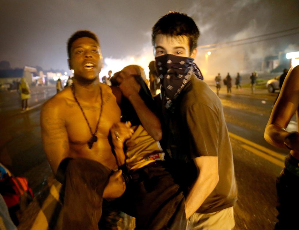 Proteste a Ferguson