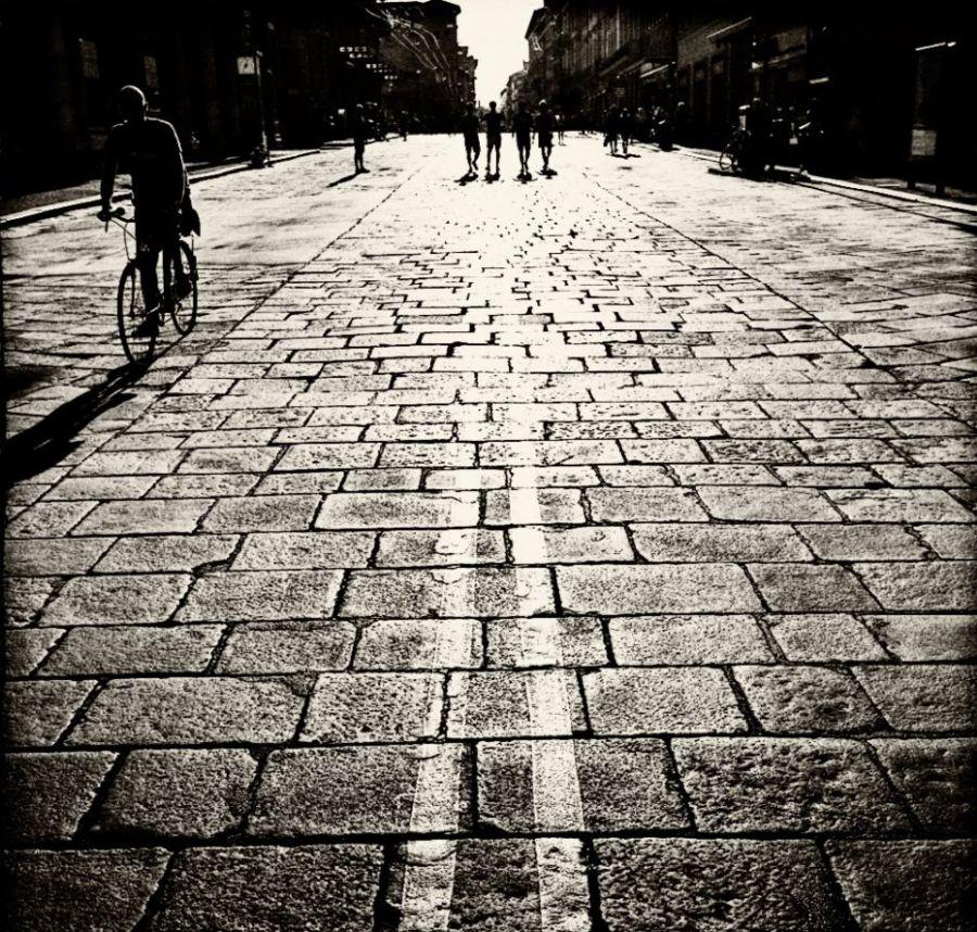 Panoramica Via Ugo Bassi - Foto di Francesco Merenda
