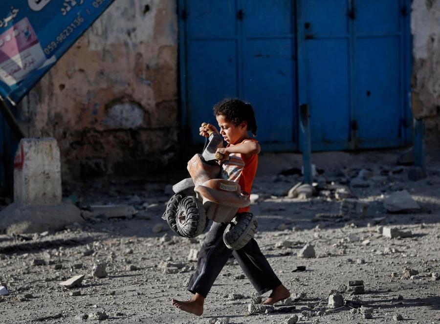Il Natale a Gaza