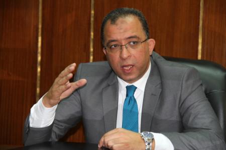Il Ministro per le Riforme, Ashraf al Arabi