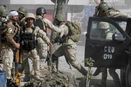 Milizie afghane