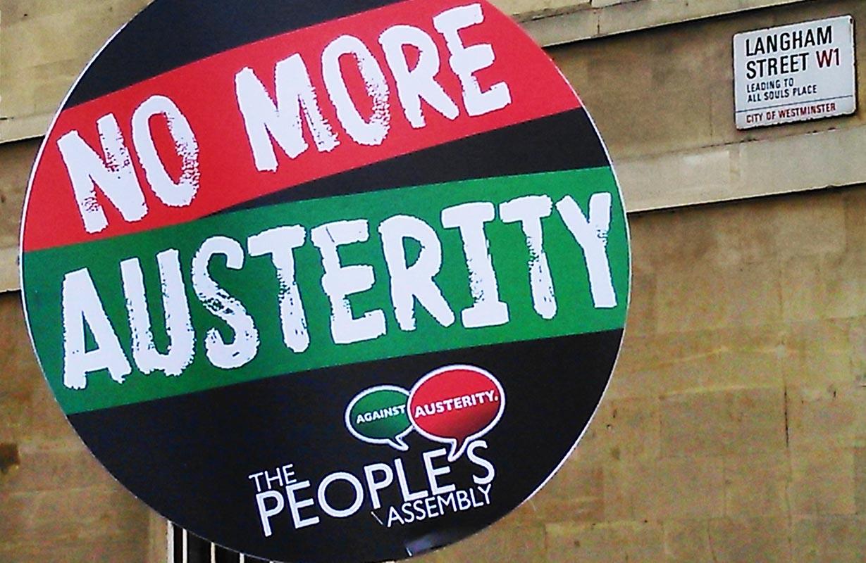 No austerity