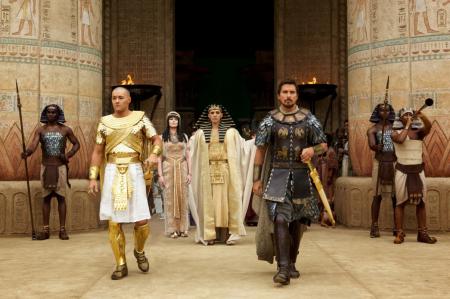 Scena dal film Exodus