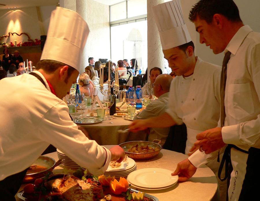 Nuove norme UE per la ristorazione
