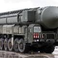 Rampa di lancio missilistica Russa