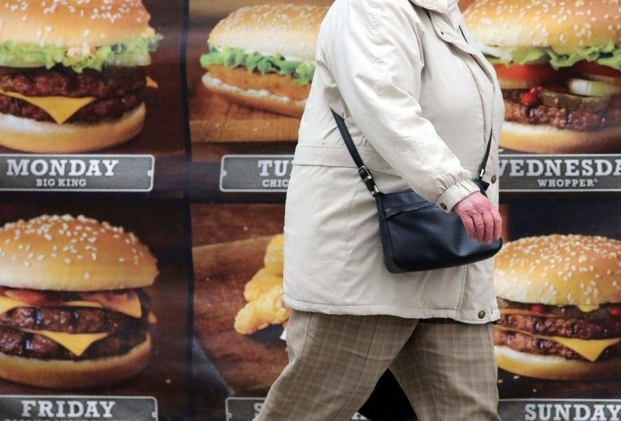 Fast food e obesità