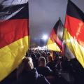 PEGIDA in piazza a Dresda