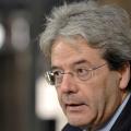 Il Ministro Paolo Gentiloni