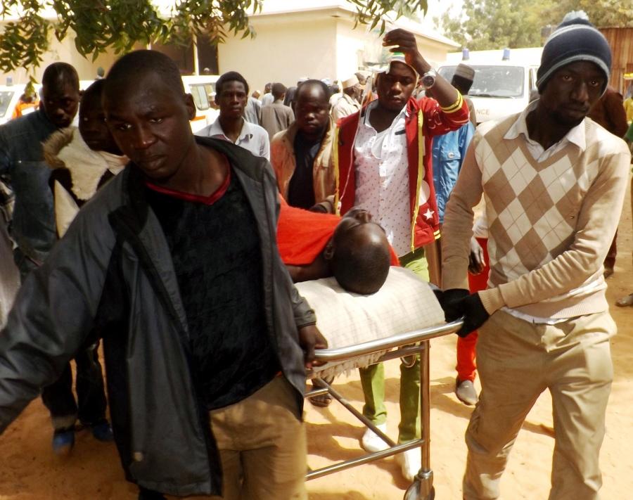 Scontri nella regione del Niger a causa delle vignette di Charlie Hebdo