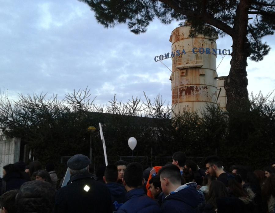 #StopBiocidio - Foto e video di Ilaria Nebulosi