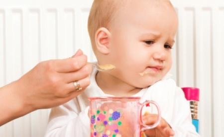 Alimentazione industriale e bambini