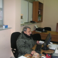 Il Dr. Di Renzo allo sportello Informhandicap all'VIII municipalità a Scampia