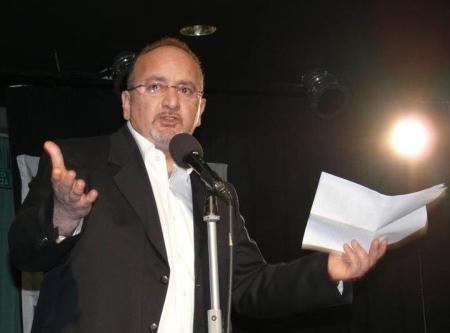 Montella Sergio, Vicepresidente di Siamo tutti Briganti - Foto di Alessandro Calvo