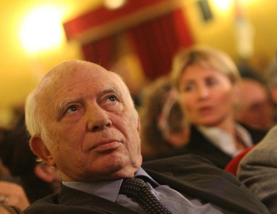 Paolo Cirino Pomicino - Foto di Cesare Abbate