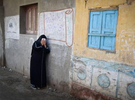 I Cristiani piangono assassinio copti