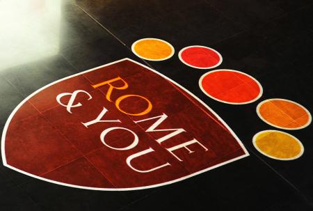 Nuovo logo per Roma Capitale