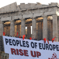 Manifestazioni anti Troika