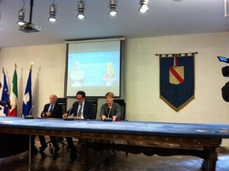 Conferenza Stampa Emozioni UNESCO