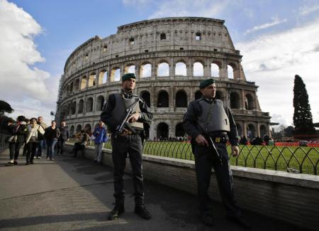 Sicurezza Capitale - Foto di Vincenzo Livieri