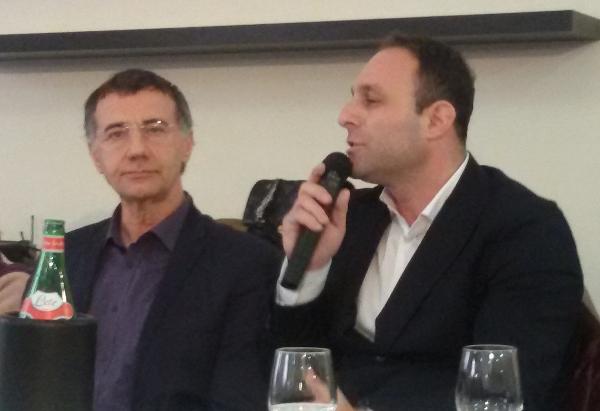 Dott. Michele Cucuzza e Luigi Di Cicco