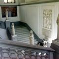 Scalone di accesso alla galleria dell'Accademia.
