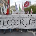 Blockupy.