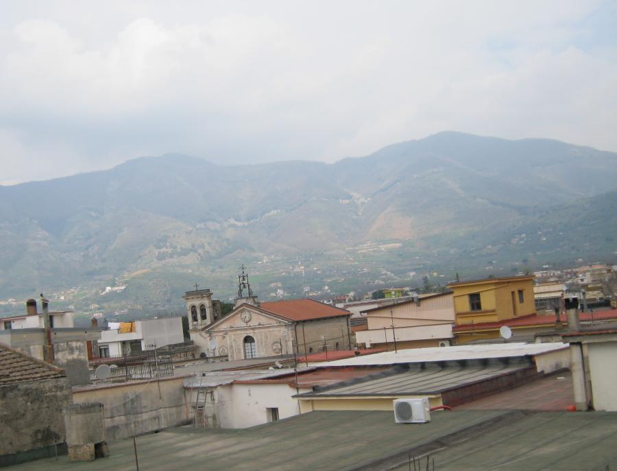Panorama di Lavorate.