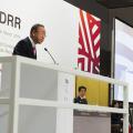 Conferenza ONU a Sendai.