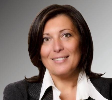 Valeria Ciarambino, candidata Presidente della Regione Campania per il Movimento 5 Stelle.