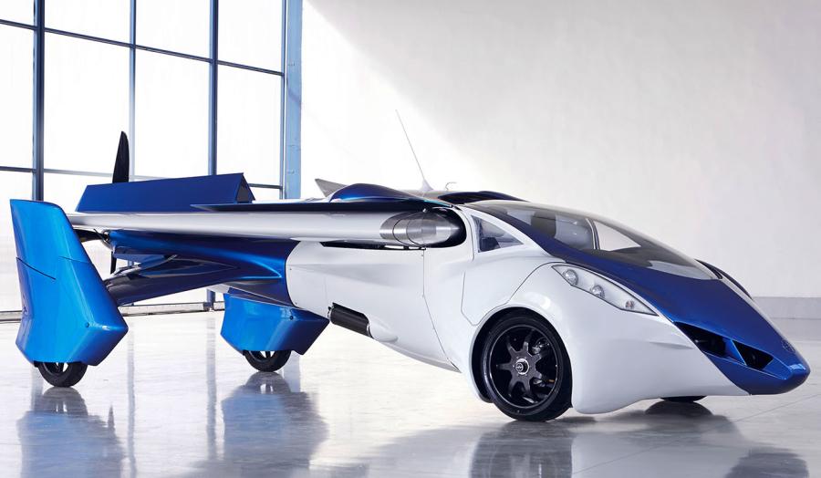 Prototipo Aeromobil.