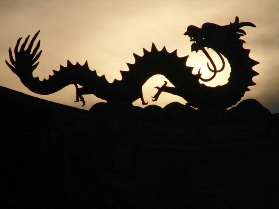 Cina all'orizzonte.