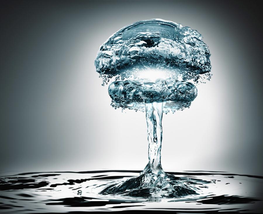 Fukushima Water energy drink.